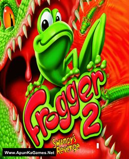 Frogger 2: Swampy's Revenge Cover, Poster, Full Version, PC Game, Download Free