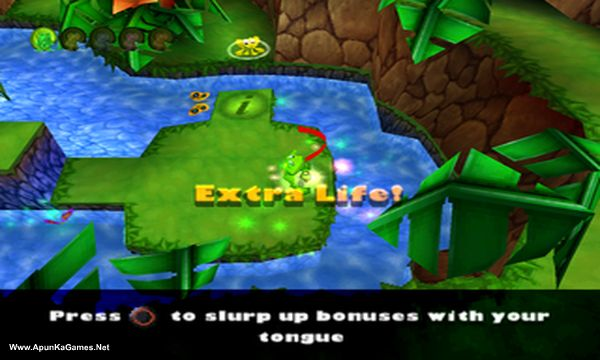 Frogger 2: Swampy's Revenge Screenshot 1, Full Version, PC Game, Download Free