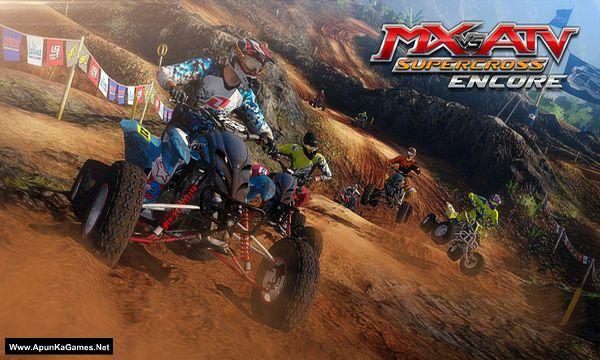 MX vs. ATV Supercross Encore Screenshot 3, Full Version, PC Game, Download Free