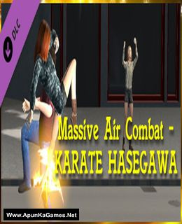 Massive Air Combat - Karate Hasegawa Cover, Poster, Full Version, PC Game, Download Free