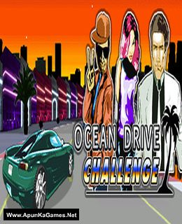 Ocean Drive Challenge Remastered Cover, Poster, Full Version, PC Game, Download Free