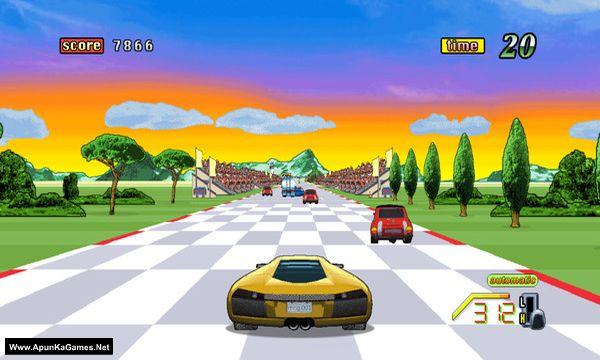 Ocean Drive Challenge Remastered Screenshot 1, Full Version, PC Game, Download Free
