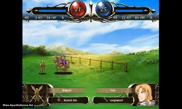 Vestaria Saga I: War of the Scions Screenshot 1, Full Version, PC Game, Download Free