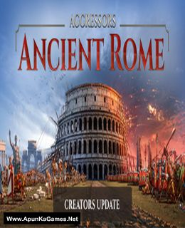Aggressors: Ancient Rome Cover, Poster, Full Version, PC Game, Download Free