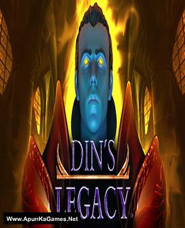Din's Legacy Cover, Poster, Full Version, PC Game, Download Free