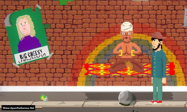 Ghetto Conspiracy Screenshot 3, Full Version, PC Game, Download Free
