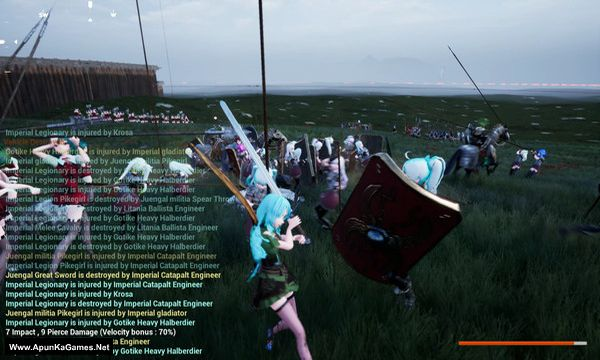 Girls' civilization Screenshot 1, Full Version, PC Game, Download Free