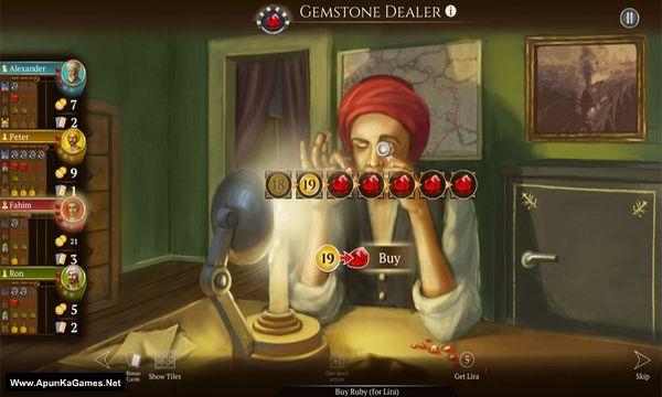 Istanbul: Digital Edition Screenshot 3, Full Version, PC Game, Download Free