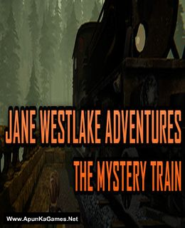 Jane Westlake Adventures - The Mystery Train Cover, Poster, Full Version, PC Game, Download Free