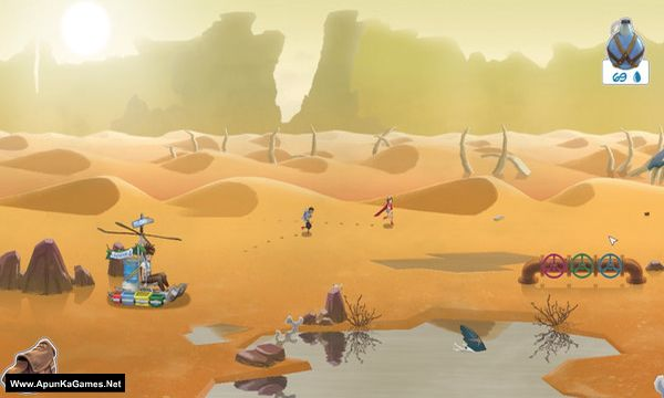 Journey to New Atlantis Screenshot 1, Full Version, PC Game, Download Free