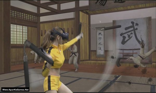 Kung Fu All-Star VR Screenshot 1, Full Version, PC Game, Download Free