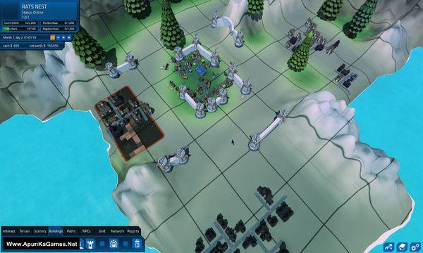 MMORPG Tycoon 2 Screenshot 3, Full Version, PC Game, Download Free