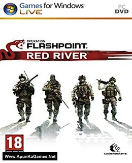 Operation Flashpoint: Red River Cover, Poster, Full Version, PC Game, Download Free