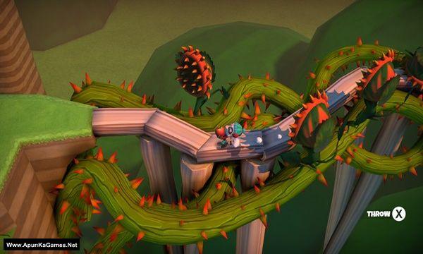 Raccoo Venture Screenshot 2, Full Version, PC Game, Download Free