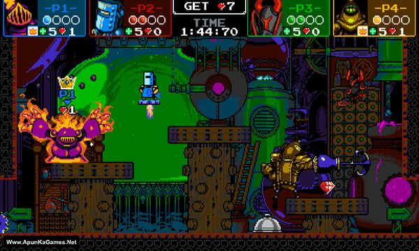 Shovel Knight Showdown Screenshot 1, Full Version, PC Game, Download Free