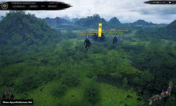 Warsworn: Dragon of Japan Screenshot 1, Full Version, PC Game, Download Free