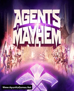 Agents of Mayhem Cover, Poster, Full Version, PC Game, Download Free