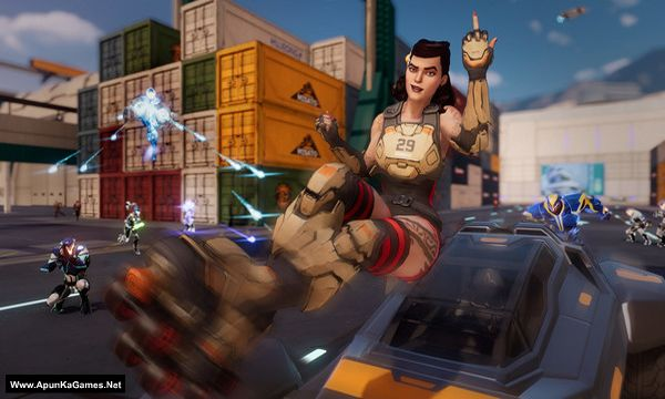Agents of Mayhem Screenshot 1, Full Version, PC Game, Download Free