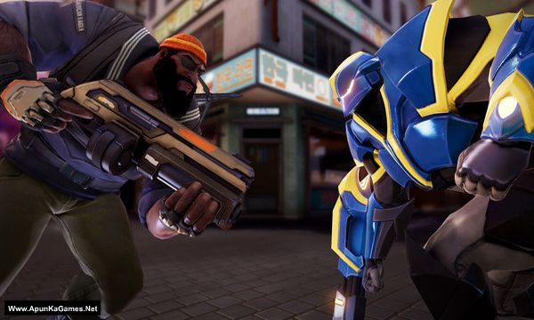 Agents of Mayhem Screenshot 2, Full Version, PC Game, Download Free
