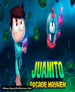 Arcade Mayhem Juanito Cover, Poster, Full Version, PC Game, Download Free