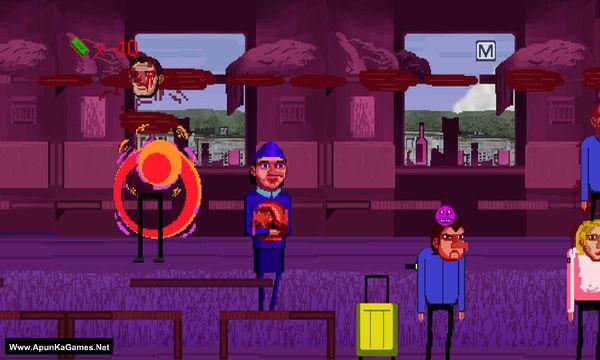 Bloody trains Screenshot 2, Full Version, PC Game, Download Free