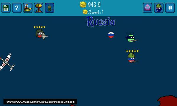 Dictators:No Peace Countryballs Screenshot 3, Full Version, PC Game, Download Free