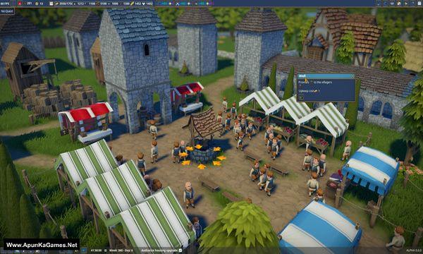 Foundation Screenshot 2, Full Version, PC Game, Download Free