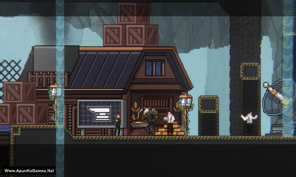 Metal Unit Screenshot 2, Full Version, PC Game, Download Free