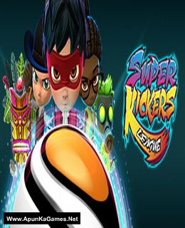 Super Kickers League Cover, Poster, Full Version, PC Game, Download Free
