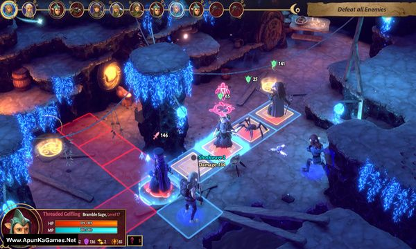 The Dark Crystal: Age of Resistance Tactics Screenshot 1, Full Version, PC Game, Download Free