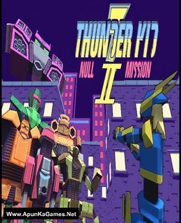 Thunder Kid II: Null Mission Cover, Poster, Full Version, PC Game, Download Free