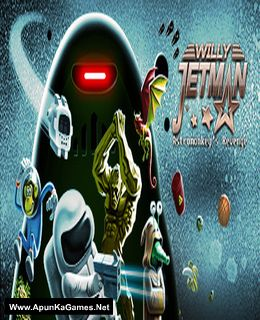 Willy Jetman: Astromonkey's Revenge Cover, Poster, Full Version, PC Game, Download Free