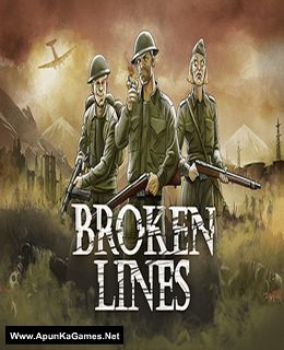 Broken Lines Cover, Poster, Full Version, PC Game, Download Free