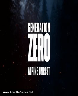 Generation Zero - Alpine Unrest Cover, Poster, Full Version, PC Game, Download Free
