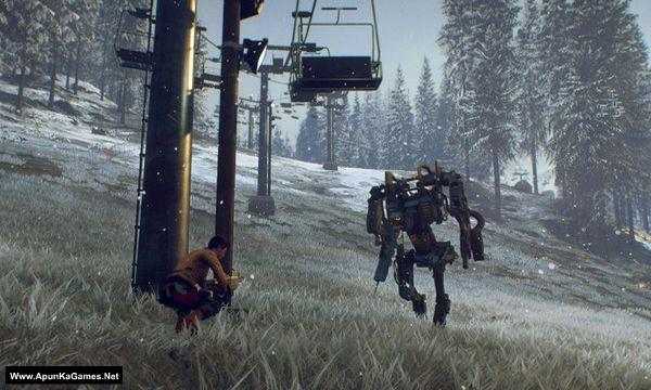 Generation Zero - Alpine Unrest Screenshot 1, Full Version, PC Game, Download Free