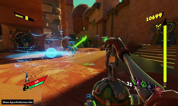 Mist Hunter Screenshot 1, Full Version, PC Game, Download Free