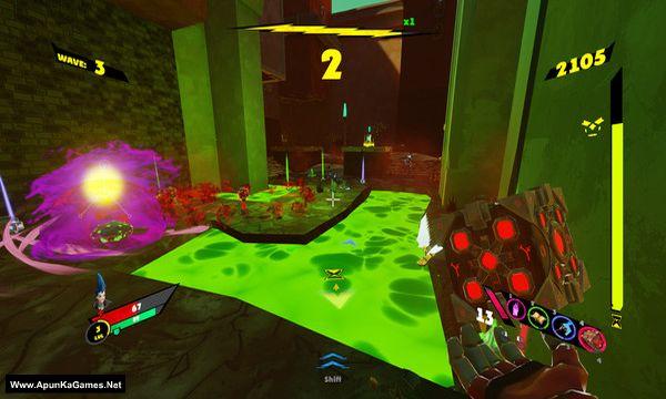 Mist Hunter Screenshot 3, Full Version, PC Game, Download Free