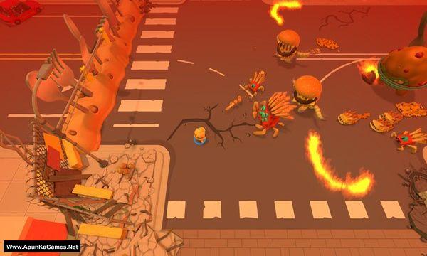 Nom Nom Apocalypse Screenshot 1, Full Version, PC Game, Download Free