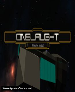 Onslaught Armoured Assault Cover, Poster, Full Version, PC Game, Download Free
