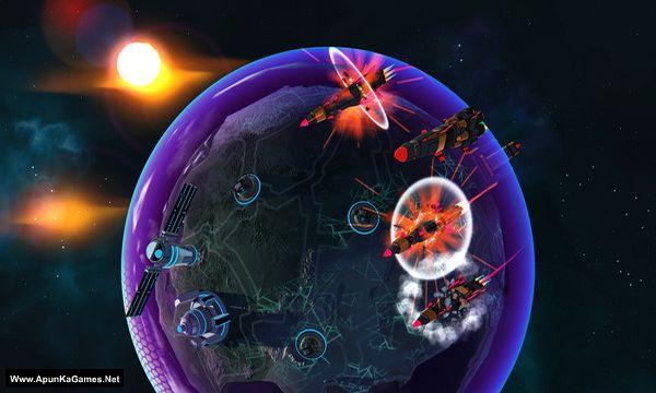 Stellar Commanders Screenshot 2, Full Version, PC Game, Download Free