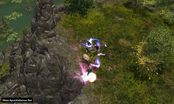 Titan Quest Anniversary Edition Ragnarok Screenshot 3, Full Version, PC Game, Download Free