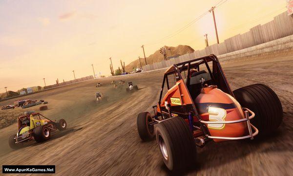 Tony Stewart's Sprint Car Racing Screenshot 2, Full Version, PC Game, Download Free