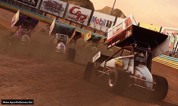 Tony Stewart's Sprint Car Racing Screenshot 3, Full Version, PC Game, Download Free