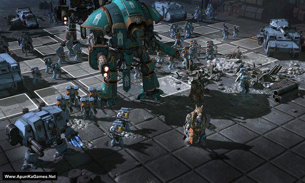 Warhammer 40,000: Sanctus Reach Screenshot 1, Full Version, PC Game, Download Free