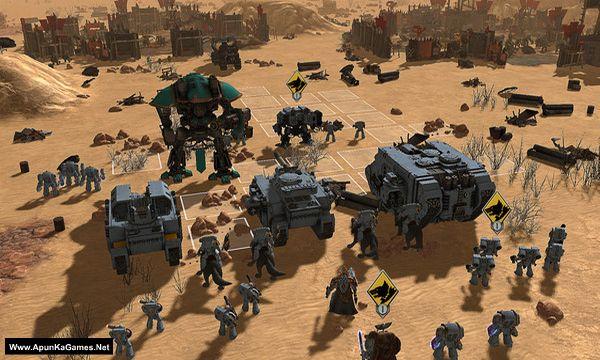 Warhammer 40,000: Sanctus Reach Screenshot 2, Full Version, PC Game, Download Free