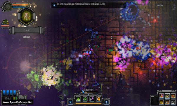 BorderStrain Screenshot 2, Full Version, PC Game, Download Free