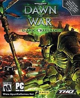 Dawn Of War Dark Crusade Cover, Poster, Full Version, PC Game, Download Free