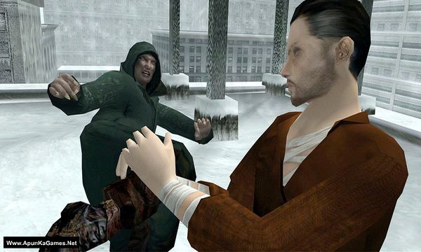 Fahrenheit: Indigo Prophecy Remastered Screenshot 3, Full Version, PC Game, Download Free
