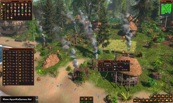 Life is Feudal Forest Village Screenshot 1, Full Version, PC Game, Download Free