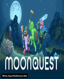 MoonQuest Cover, Poster, Full Version, PC Game, Download Free